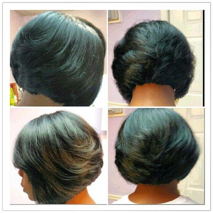 Strange 1000 Images About Medium Hair Styles On Pinterest Feathered Bob Short Hairstyles Gunalazisus