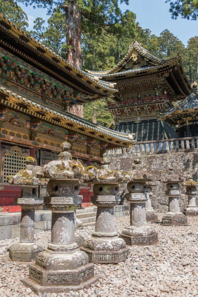 Japan II / Tag 6 / Nikko / So etwas wunderschönes wie den Tempelbezirk in Nikko sieht man selten