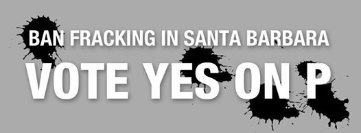Santa Barbara: Stop  fracking and other environmentally destructive oil extraction techniques. Documents recently obtained by the Center for Biological Diversity reveal that almost 3 billion gallons of oil industry wastewater were illegally dumped into Central California aquifers that supply drinking water and irrigation water for farms.
