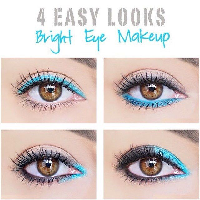 Easy Bright Eyes for Beginners #TheBeautyAddict                                                                                                                                                      More