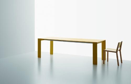 tavolo giallo miniforms