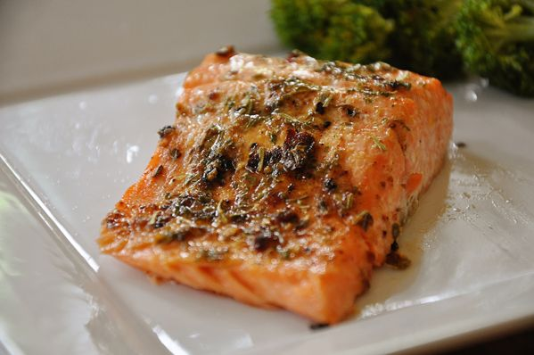 Making this for dinner tonight...trying fish other than salmon for once