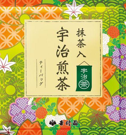 抹茶入宇治煎茶。Matcha Uji Sencha.