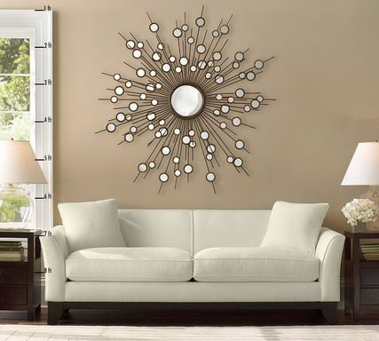 Beautiful Modern Decoration in Small Living Room Wall Decorating Designs Ideas with Feng Shui