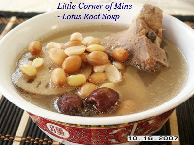 82 best chinese soup images on pinterest asian recipes asian food little corner of mine lotus root soup cantonese foodchinese recipesasian forumfinder Image collections