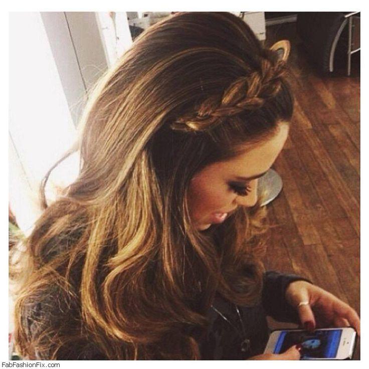 FabFashionFix - Fabulous Fashion Fix | Beauty: Braided Headband Hairstyle Tutorial