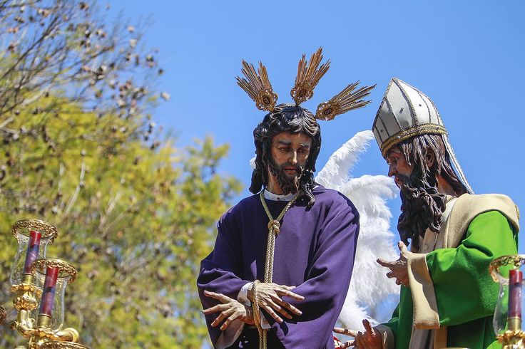 Las fotos de San Gonzalo el Lunes Santo de la Semana Santa de Sevilla 2017