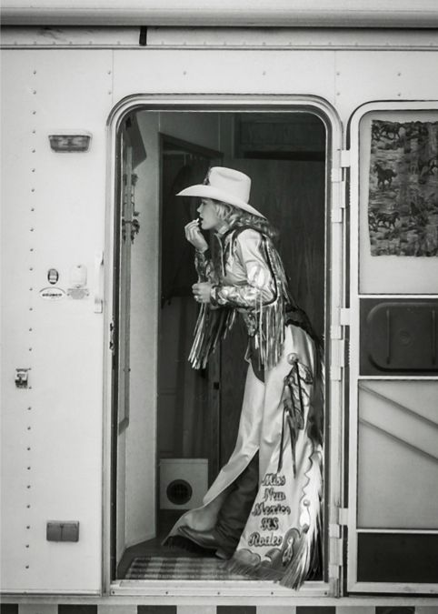 ❤ Cowgirl ❦ 'One last look' - FARMINGTON, NM - usthestories.    Here's your new look soon Stacey