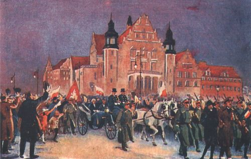 11th November : Happy Polish Independence Day!