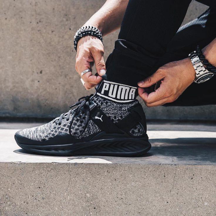 JUST Men's Lifestyle ™®: Sportswear: Puma Ignite Evoknit.
