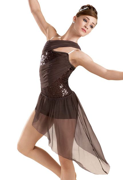 Lyrical or Ballet Dance Costume