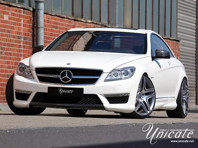 CL63AMG, COUPE, MERCEDES CL63 tuned by UNICATE