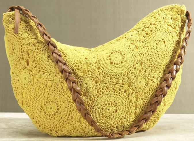 Outstanding Crochet Bag