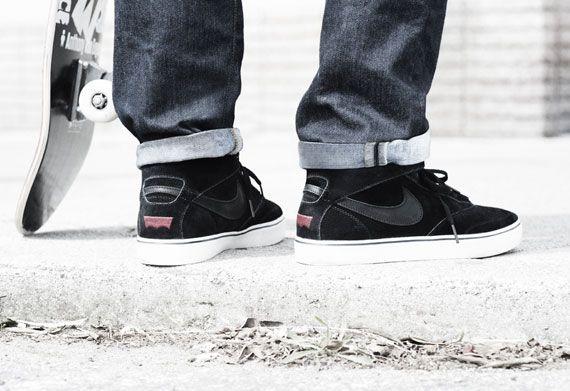 Levi's x Nike SB Collection / Nike SB Omar Salazar LR