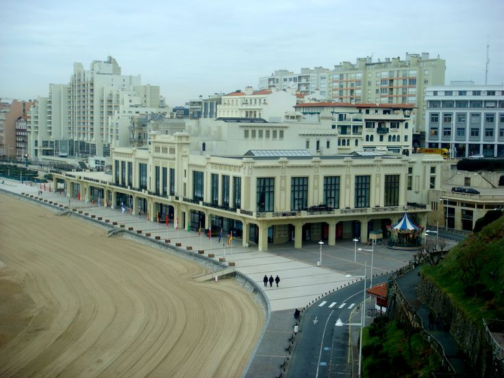 Casino, Biarritz // Région Aquitaine - Licence CC BY-SA //