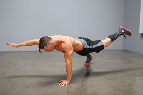 Ditch the weights and try these body resistance moves to accelerate muscle gain and fat loss.