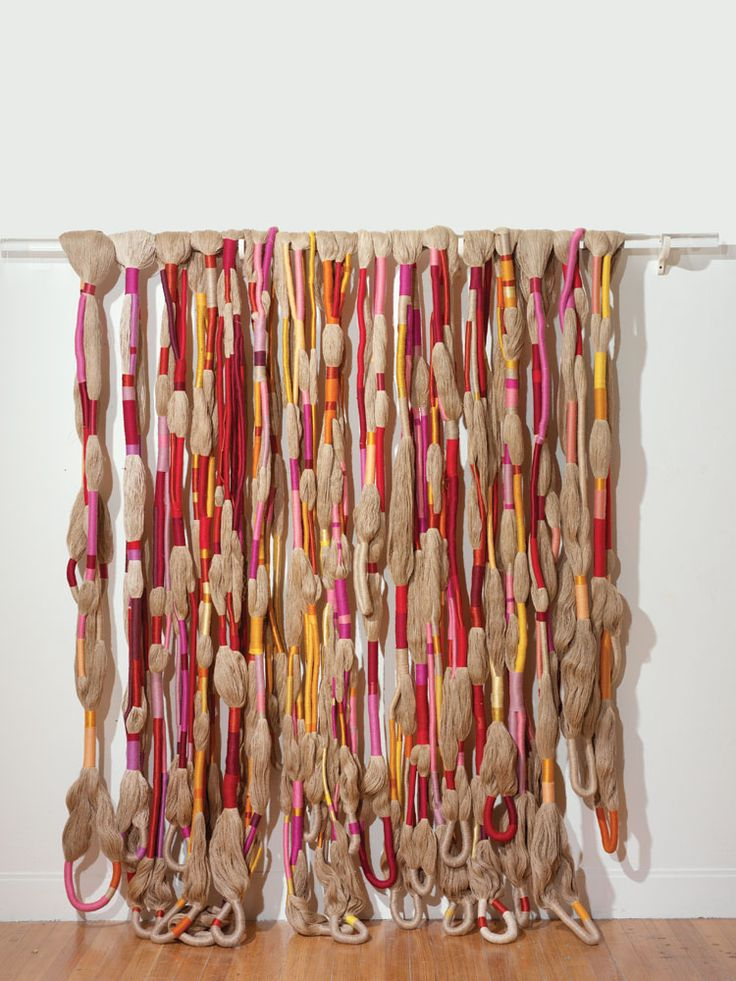 Itinerant Artist:Sheila Hicks | American Craft Council