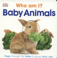Toddlers shortlist: Who am I? Baby animals -Your child will love discovering who is hiding behind each fun page, as you read the clues together. Who likes to eat lettuce and lives in a hutch? A bunny rabbit, of course. Perfect for reading aloud and encouraging word recognition, your toddler will love the playful and familiar guessing-game format