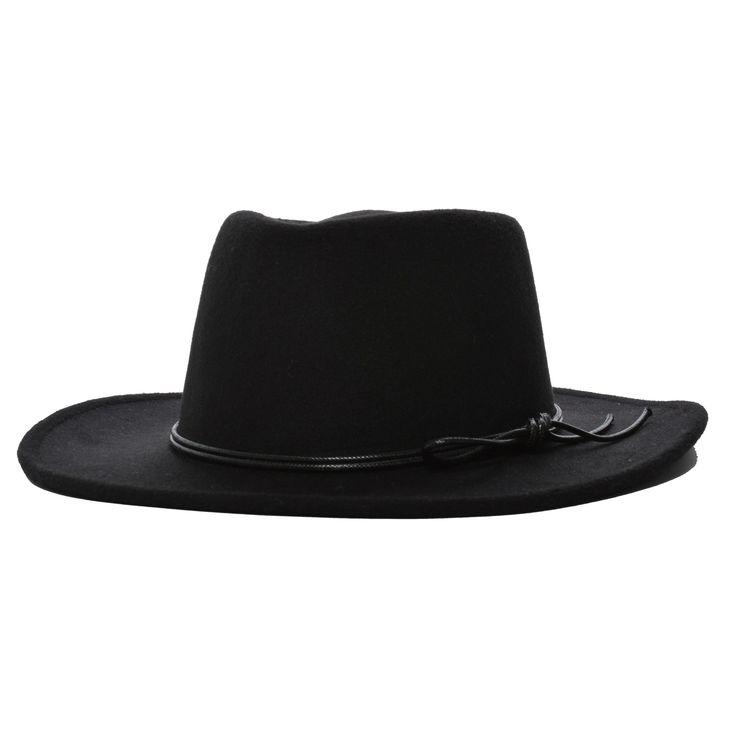 Mechaly Women's Jay Homburg Vegan Hat