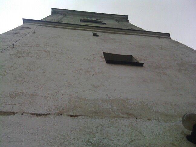 Věž - kostel Urbanov