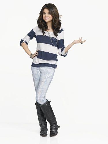Selena Gomez as Alex Russo! Hands down best Disney wardrobe day 27