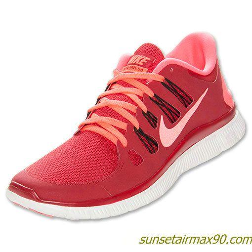 Nike Free 5.0+ Shield Femme (Rose)