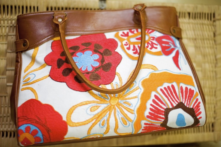 Phool Bharti | Bliss: Handbags with a Heart: http://bagsforbliss.org