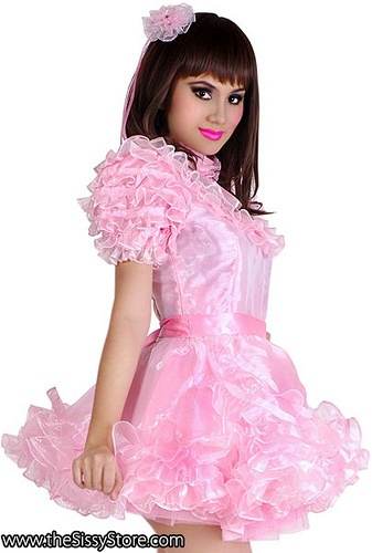 Trixie Sissy Dress With Petticoat Sissy Pinterest