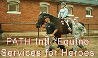 Equine Services for Heroes- Louisiana Farms
