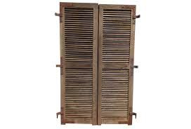 weathered outdoor timber shutters - Google Search