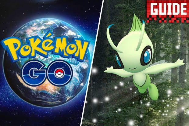 Celebi Pokemon Go Quest News Ripple In Time Research Tasks How