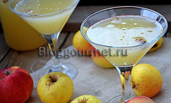 Сидр из яблок: как шампанское