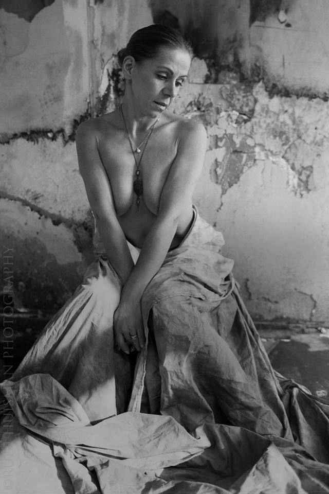Photographer Rudi Huisman,  Model Heather May