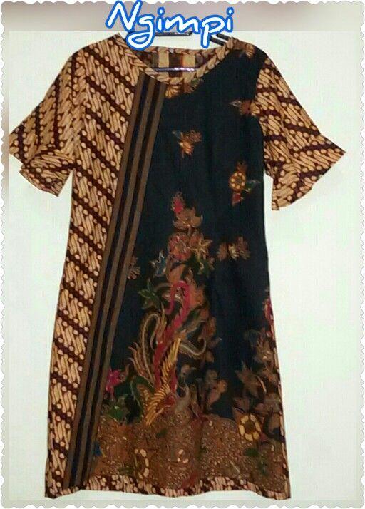 Batik parang kombinasi by Ngimpi
