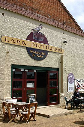 Lark Distillery - Sessions run daily Mondays to Saturdays at 2.30pm