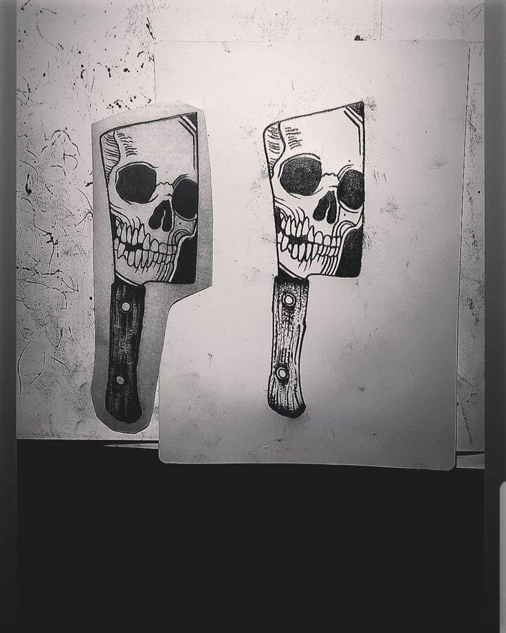 Fake skin tattoo v9 rysowanie rysunek tattooidea