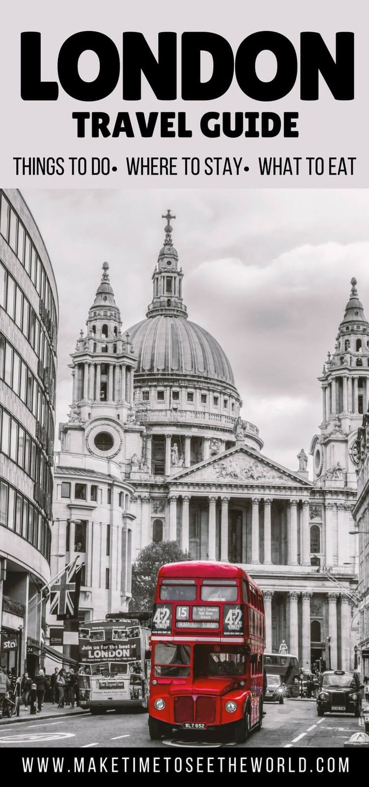 Wondering What to do in London on a weekend break? Read This! Our London Travel Guide has the Top Things to do in London + Where to Stay & What to Eat! ***************************************************************************** London | UK | London Things to do | Things to do in London | Weekend in London | What to do in London | 48 Hours in London | London Travel Guide | London Bucket List | London Activities | London Tours | Day trips from London | London Day trips