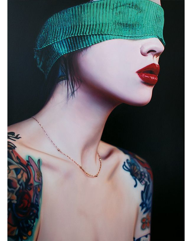 Paintings by Philip Munoz