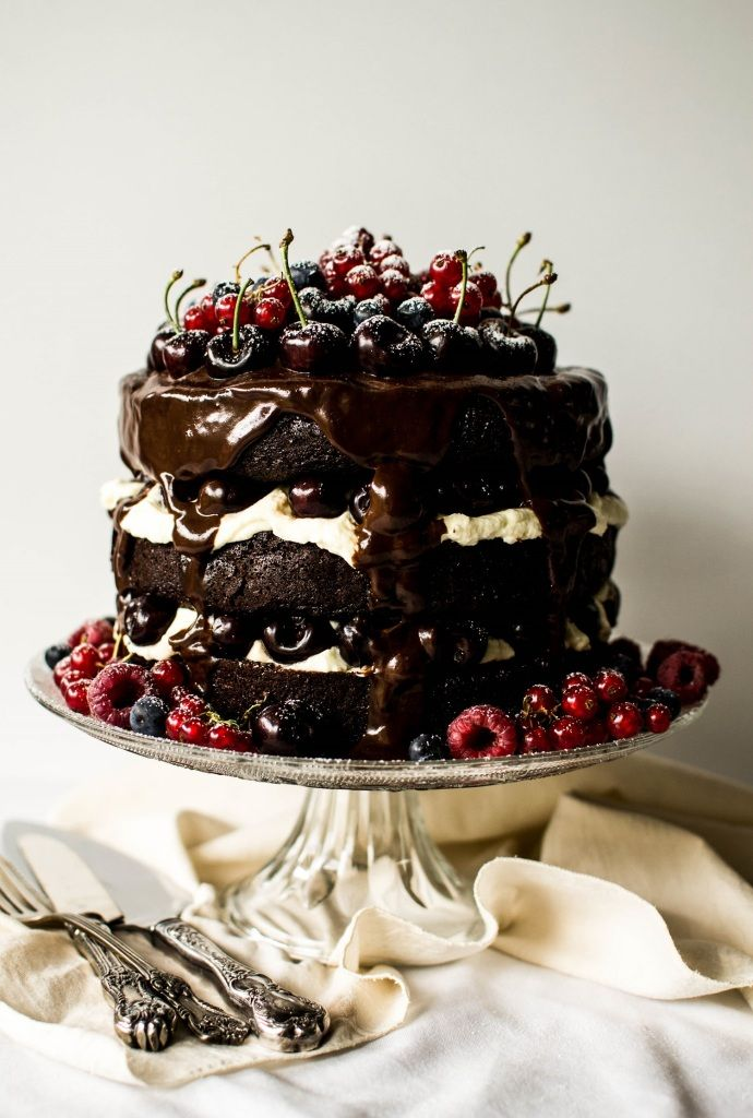 Bosque Negro Gateau