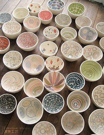 If someone took me on a 'Color Me Mine' or pottery date I think I would marry them on the spot