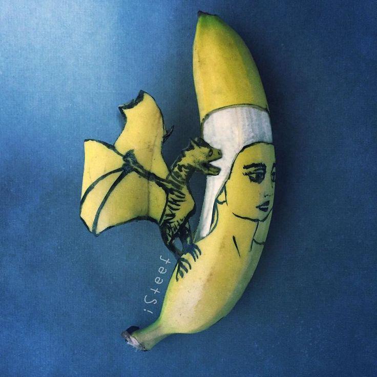 "I found Article ""This artist turns bananas into stunning 3D sculptures""  http://mashable.com/2017/06/01/stephan-brusche-banana-artist-interview/  Courtesy: https://www.instagram.com/isteef/    #Artist #sculptures #3d #3dsculptures #banana #bananaart #digitalart #art"