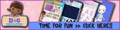 Fun Activities with Doc McStuffins! Download free Doc McStuffins activity sheets! Help Doc diagnose her patients with a matching game, see what's hidden in the stars by connecting the dots, build your own playhouse then kick back with some coloring sheets featuring Doc and her friends!