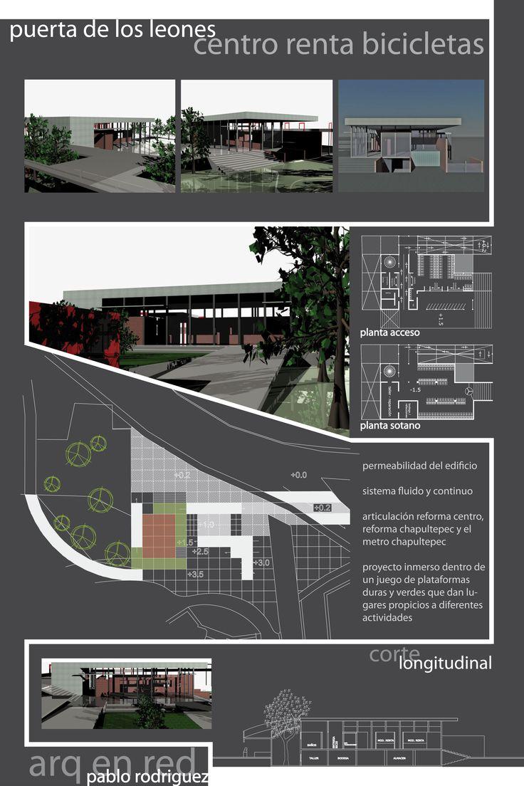 Guia Arquitectura: Láminas de presentación