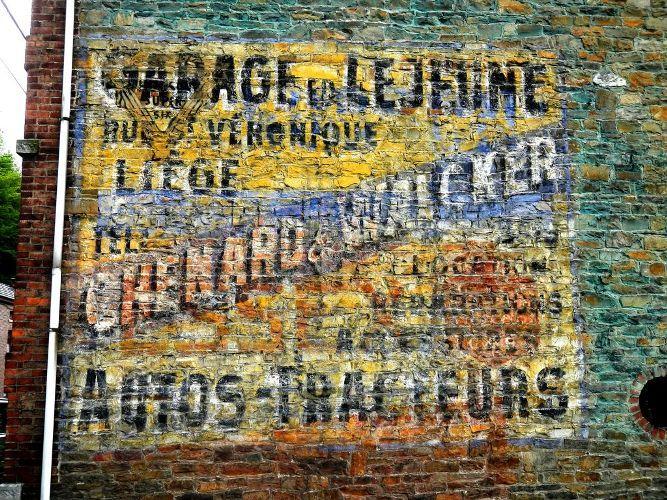 GARAGE ed. LEJEUNE rue St Véronique CHENARD & WALCKER ?? location réparations ???? AUTOS-TRACTEURS