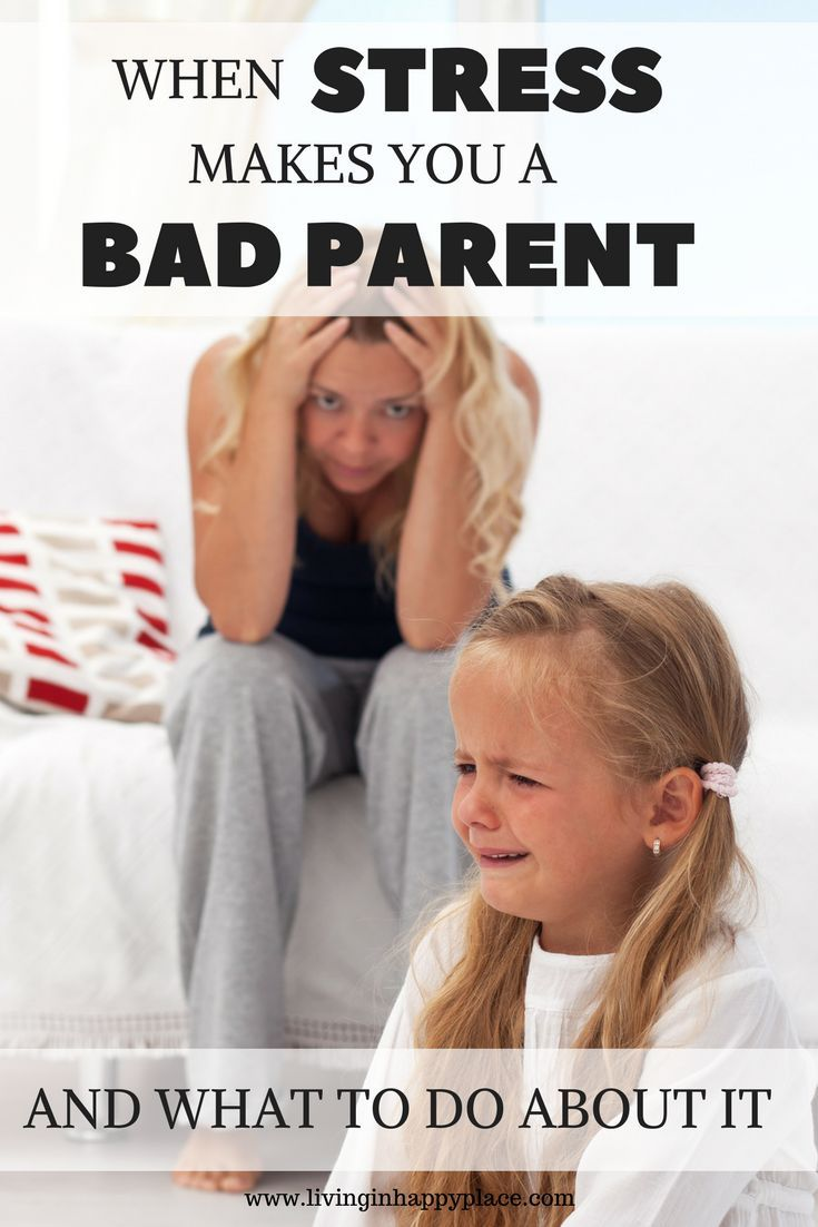 When stress makes you a bad parent and what to do about it. We all have bad parenting days. We want to stop yelling and be good parents.Try these parenting tips to stop yelling, deal with stress, and build a stronger relationship with your children.