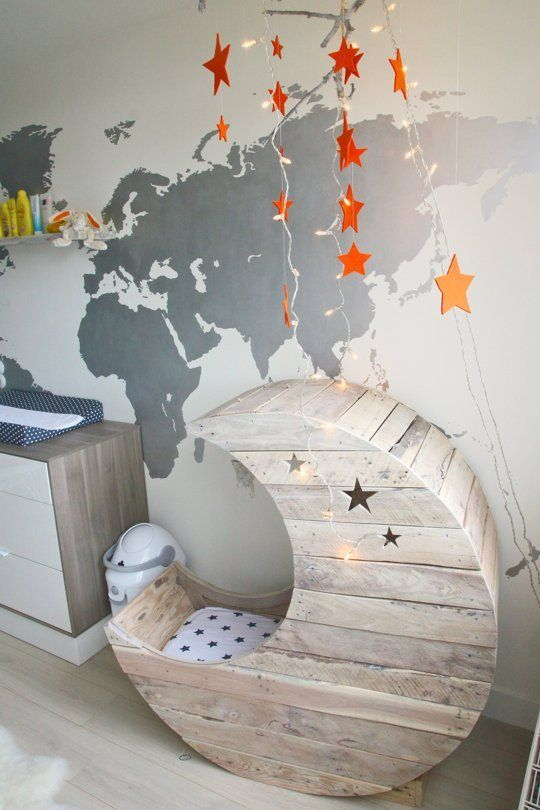 Build Your Own Beautiful Moon Cradle — Apartment Therapy Reader Submission Tutorials | Apartment Therapy