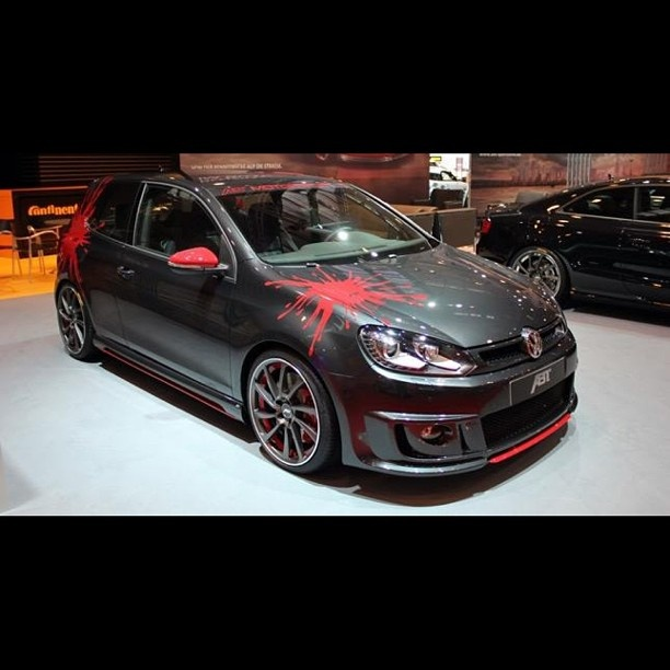 Still looking good volkswagen golf gti dsg mk6 abt
