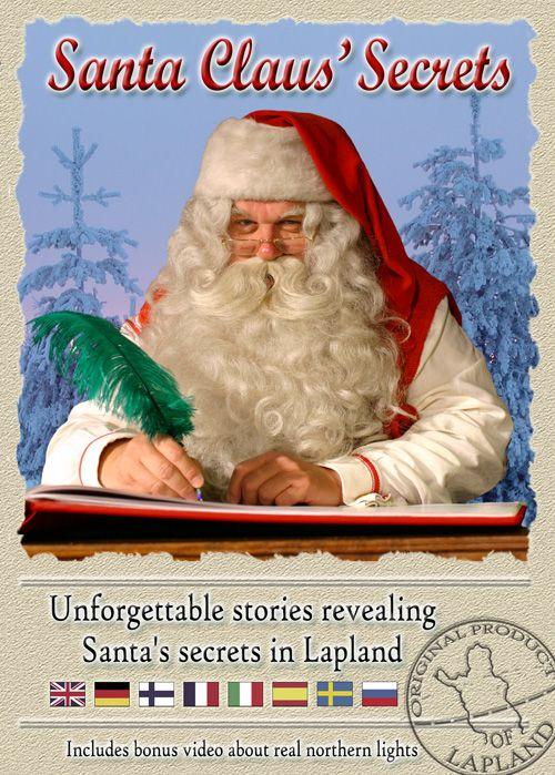 Papanoel.fi: Tiendra - DVD de Papá Noel - Santa Claus DVD - Postales DVD: Finlandia, Auroras Boreales, Laponia, El Reno, Perros Huksy