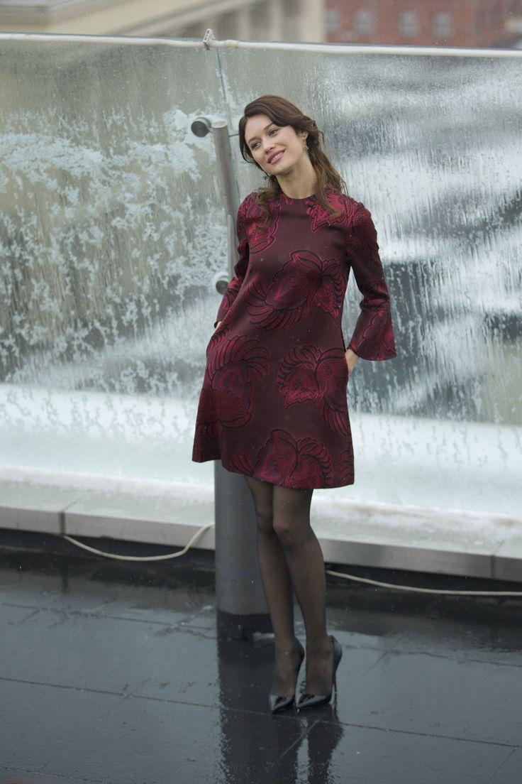 Pin By Carly Barnes On Fashion Olga Kurylenko Pantyhose