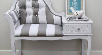 23 Easy Furniture Reupholstery & Rehab Ideas